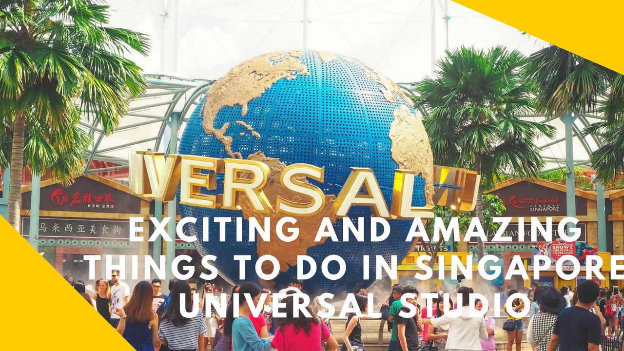 Exciting and Amazing Things to do in Singapore