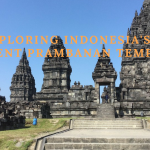 Exploring Indonesia's Ancient Prambanan Temple